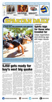 Spartan Daily, September 4, 2014 by San Jose State University, School of Journalism and Mass Communications