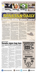 Spartan Daily, September 10, 2014