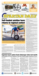 Spartan Daily, September 18, 2014 by San Jose State University, School of Journalism and Mass Communications