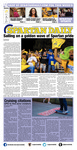 Spartan Daily, September 30, 2014 by San Jose State University, School of Journalism and Mass Communications