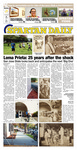 Spartan Daily, October 16, 2014 by San Jose State University, School of Journalism and Mass Communications