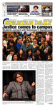 Spartan Daily, October 21, 2014 by San Jose State University, School of Journalism and Mass Communications