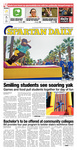 Spartan Daily, October 23, 2014