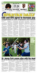 Spartan Daily, October 29, 2014 by San Jose State University, School of Journalism and Mass Communications