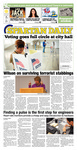 Spartan Daily, November 5, 2014 by San Jose State University, School of Journalism and Mass Communications