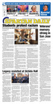 Spartan Daily, November 13, 2014 by San Jose State University, School of Journalism and Mass Communications