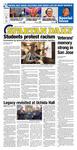 Spartan Daily, November 13, 2014