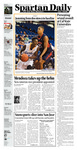 Spartan Daily, November 20, 2014
