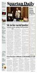 Spartan Daily, November 25, 2014