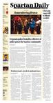 Spartan Daily, December 3, 2014