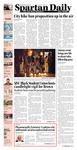 Spartan Daily, December 4, 2014