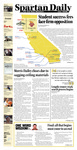 Spartan Daily, December 10, 2014 by San Jose State University, School of Journalism and Mass Communications
