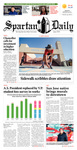 Spartan Daily, January 29, 2015 by San Jose State University, School of Journalism and Mass Communications