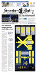 Spartan Daily, February 26, 2015 by San Jose State University, School of Journalism and Mass Communications