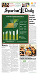 Spartan Daily, March 4, 2015 by San Jose State University, School of Journalism and Mass Communications
