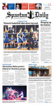 Spartan Daily, March 11, 2015 by San Jose State University, School of Journalism and Mass Communications