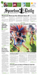 Spartan Daily, March 17, 2015 by San Jose State University, School of Journalism and Mass Communications