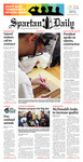 Spartan Daily, April 8, 2015 by San Jose State University, School of Journalism and Mass Communications