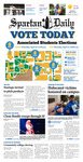 Spartan Daily, April 16, 2015 by San Jose State University, School of Journalism and Mass Communications