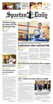 Spartan Daily, May 5, 2015 by San Jose State University, School of Journalism and Mass Communications