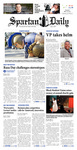 Spartan Daily, May 12, 2015 by San Jose State University, School of Journalism and Mass Communications