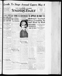 Spartan Daily, April 10, 1934 by San Jose State University, School of Journalism and Mass Communications