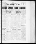 Spartan Daily, April 13, 1934 by San Jose State University, School of Journalism and Mass Communications