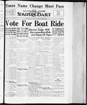 Spartan Daily, April 18, 1934 by San Jose State University, School of Journalism and Mass Communications