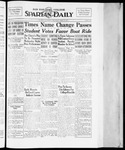 Spartan Daily, April 19, 1934 by San Jose State University, School of Journalism and Mass Communications