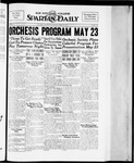 Spartan Daily, April 24, 1934 by San Jose State University, School of Journalism and Mass Communications