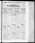 Spartan Daily, April 25, 1934 by San Jose State University, School of Journalism and Mass Communications