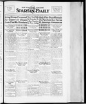 Spartan Daily, April 26, 1934 by San Jose State University, School of Journalism and Mass Communications
