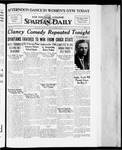 Spartan Daily, April 27, 1934 by San Jose State University, School of Journalism and Mass Communications