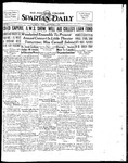 Spartan Daily, May 1, 1934 by San Jose State University, School of Journalism and Mass Communications