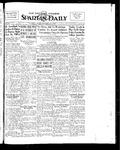 Spartan Daily, May 2, 1934 by San Jose State University, School of Journalism and Mass Communications