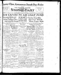 Spartan Daily, May 3, 1934 by San Jose State University, School of Journalism and Mass Communications