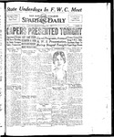 Spartan Daily, May 4, 1934 by San Jose State University, School of Journalism and Mass Communications