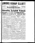 Spartan Daily, May 8, 1934 by San Jose State University, School of Journalism and Mass Communications