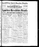 Spartan Daily, May 9, 1934 by San Jose State University, School of Journalism and Mass Communications