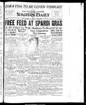 Spartan Daily, May 10, 1934