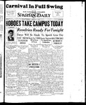 Spartan Daily, May 11, 1934 by San Jose State University, School of Journalism and Mass Communications