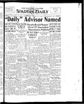 Spartan Daily, May 15, 1934 by San Jose State University, School of Journalism and Mass Communications