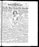 Spartan Daily, May 16, 1934 by San Jose State University, School of Journalism and Mass Communications