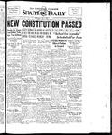 Spartan Daily, May 17, 1934 by San Jose State University, School of Journalism and Mass Communications