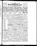 Spartan Daily, May 23, 1934 by San Jose State University, School of Journalism and Mass Communications