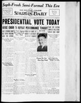 Spartan Daily, June 1, 1934 by San Jose State University, School of Journalism and Mass Communications