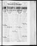 Spartan Daily, June 4, 1934 by San Jose State University, School of Journalism and Mass Communications
