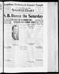 Spartan Daily, June 5, 1934 by San Jose State University, School of Journalism and Mass Communications