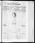 Spartan Daily, June 6, 1934 by San Jose State University, School of Journalism and Mass Communications