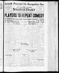 Spartan Daily, June 7, 1934 by San Jose State University, School of Journalism and Mass Communications